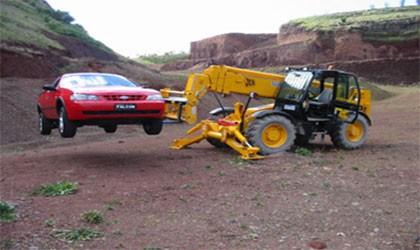 lift trucks melbourne