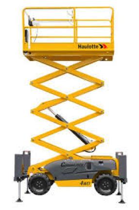 Scissor Lift - Diesel