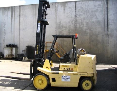 Diesel & LPG Forklifts 7 ton