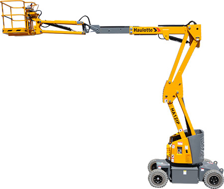 Extensive range of access equipment