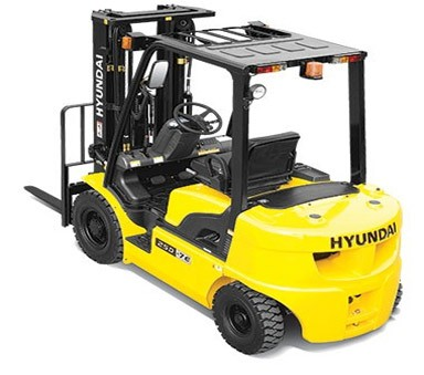 Forklift for hire in Melbourne