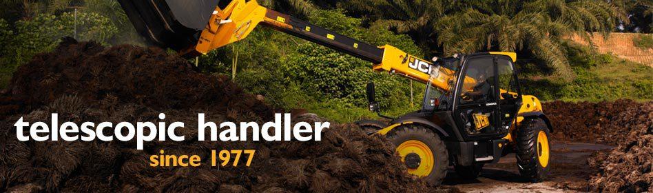 telehandlers - materials handling