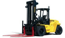 LPG Forklifts 12 ton