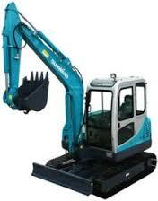excavator hire melbourne