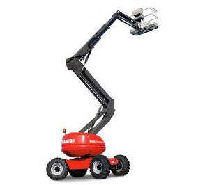 manitou knuckle boom hire